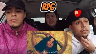 Kehlani - RPG (feat. 6LACK) [Official Audio] REACTION REVIEW