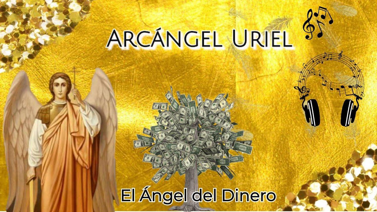 Arcangel Uriel Musica Para Atraer Mucho Dinero La Frecuencia Del Dinero Archangel Uriel Youtube