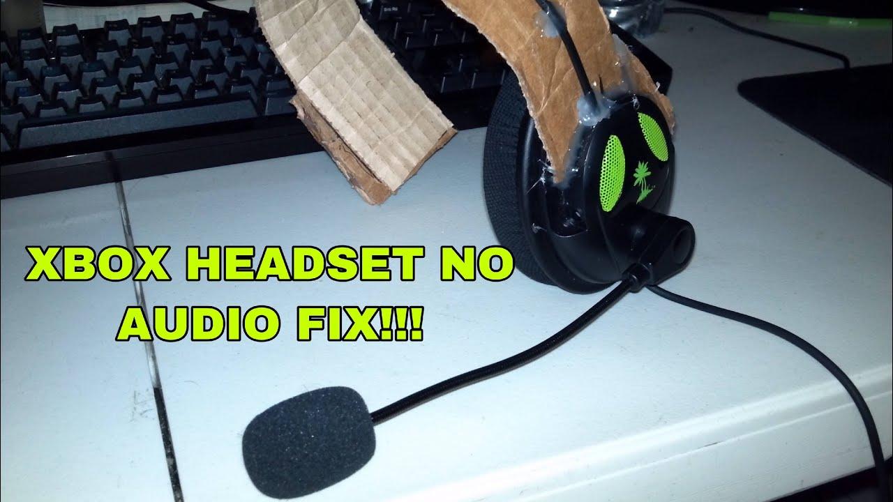 medium resolution of xbox one s controller no audio on mic fix
