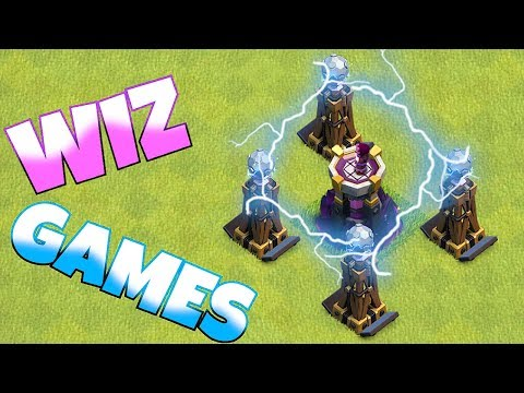 NEW WIZARD GAMES!!