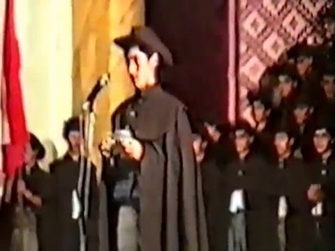 école des pères carmes  - Tripoli - Liban- 1989