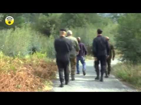 Magliolo, continuano le ricerche ma si infittisce il mistero sulla scomparsa del carabiniere Luca Catania: video #1