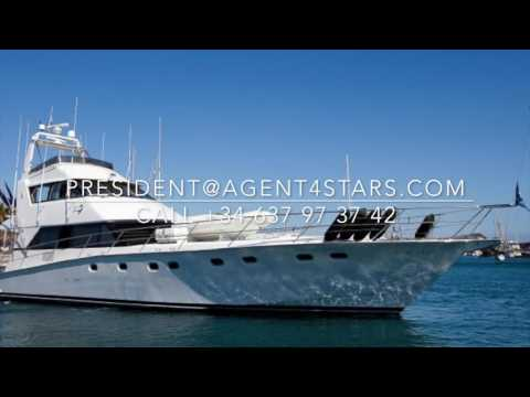 24 meter Sport fishing yacht for sale in Spain