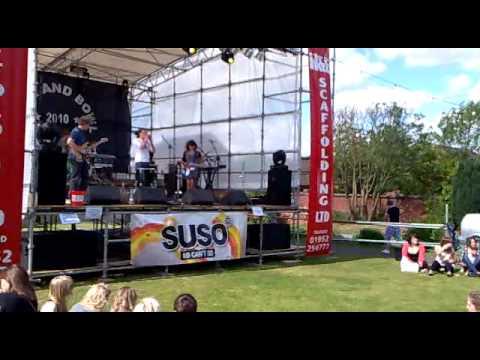 Footsie 100 - Mr Brightside @ Rock & Bowl 2010