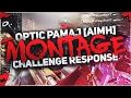 FaZe Kitty - OpTic Pamaj's [AIMH] Montage Challenge Response