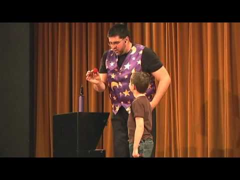 Canada's Funniest Magician - Broderick Mauro