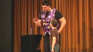 Canada's Funniest Magician - Broderick Mauro