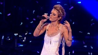 Gambar cover Bo Bruce performs 'Charlie Brown' - The Voice UK - Live Semi Finals - BBC One