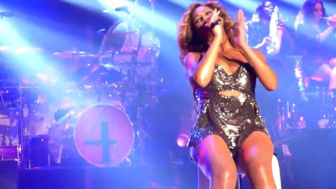 Download Beyonce - I Care - 4 Tour 2011 @ Roseland