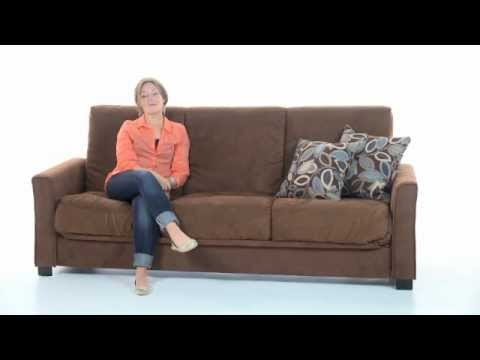 Convert A Couch® Into A Bed   YouTube