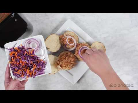 Blendtec Tip: How to Shred Chicken in Seconds