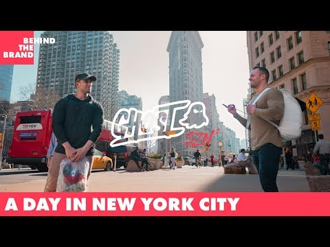 NYC Trip & Fruity Cereal Milk UnBoxing - Behind The Brand | S2:E8