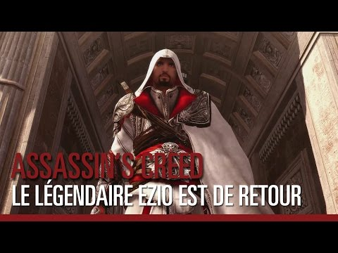 Thumbnail: Assassin's Creed The Ezio Collection - Trailer d'annonce