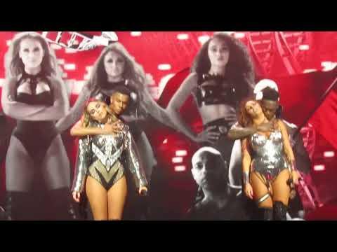 Little Mix - Glory Days Tour - DNA (Live) Newcastle Metro Radio Arena 11-10-17