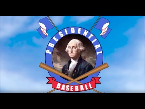 Clinton, Trump and Presidential Baseball