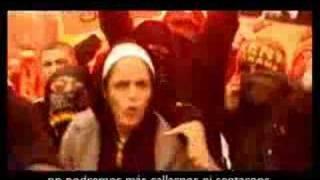 La Rage (La rabia) -  Kenny Arkana.