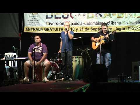 Actuación Grupo Acorde´s. Festival Intercultural Descubra Brenes 3.m2t