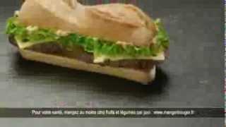 Mcdonald's - Publicité Mc Baguette