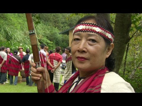 Preserving tribal history in Taiwan