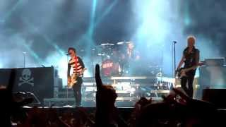 Green Day - F.O.D. @ Live in Belgrade 2013-05-27 / HD