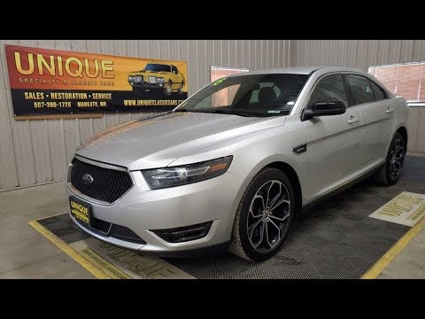 2015 Ford Taurus SHO | For Sale $18,900