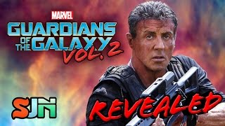 Guardians of the Galaxy Vol. 2: Sylvester Stallone is Playing…