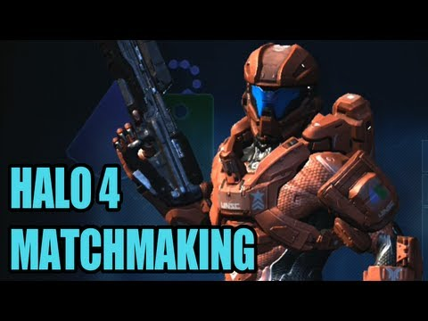 Halo 4 matchmaking takes too long