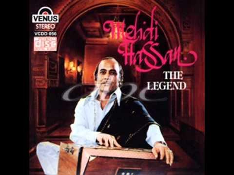 Mehdi Hassan Live Ghazal....Aap Ko Bhool Jayen Hum