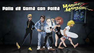 MANIAC MANSION DELUXE EN ESPAÑOL GAMEPLAY