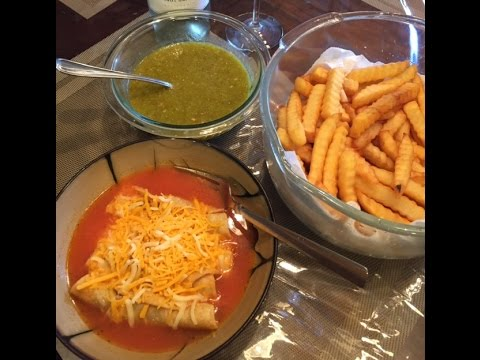 Chicos Tacos sauce (Sanchez style)