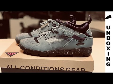 2d16c40596cca Nike Air Revaderchi Flint grey / black abyss - YouTube