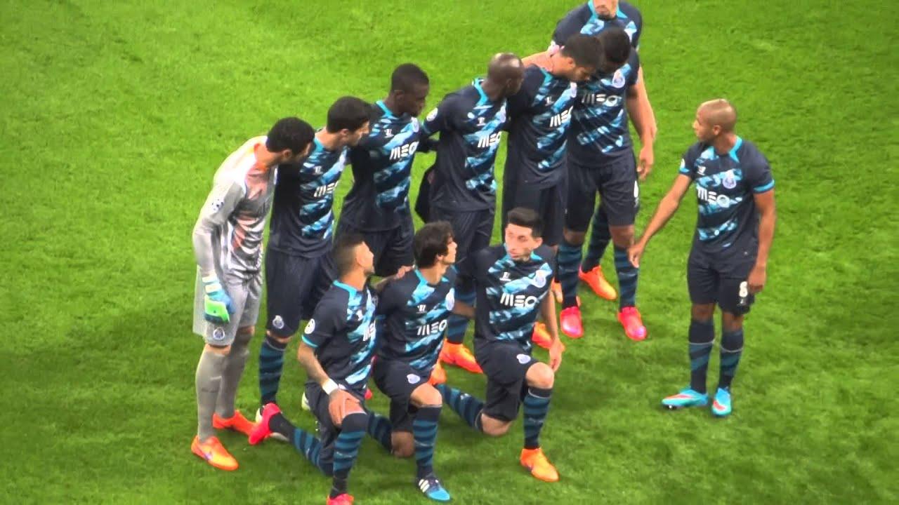 Bayern Vs FC Porto Hymn Ligi Mistrz U00f3w YouTube