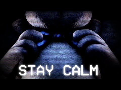 [SFM FNAF] STAY CALM - FNaF Song by Griffinilla (2018 REMAKE)