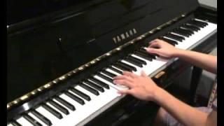 Lady Gaga - Born This Way (piano cover)