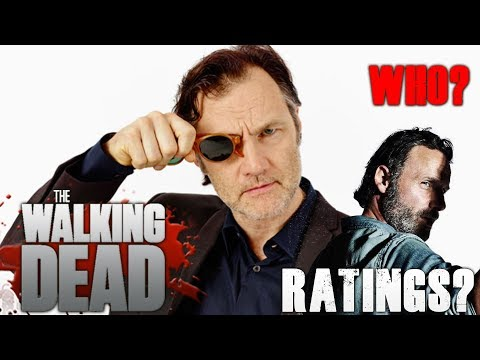 The Walking Dead Season 8 Episode 6  Which Actor Convinced David Morrissey to Play the Governor?