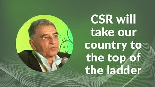 CSR will take our country to the top of