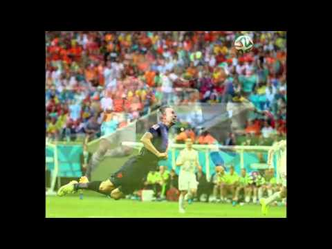 Spanje Nederland 1 5   Louis Voorspelt   !   WK Lied 2014   Louis   Torres Blues Express nederland s