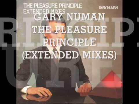 Gary Numan Metal (Experimental Extended Mix).