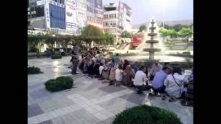 Gazze İçin İftar Vakti