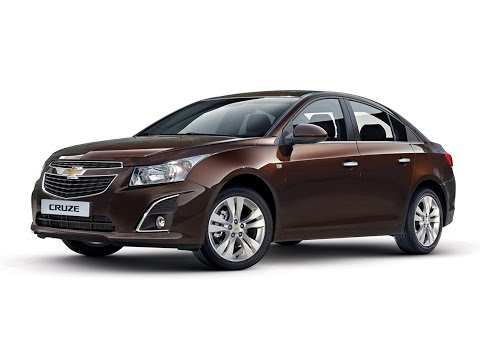 Замена лобового стекла на Chevrolet Cruze в Казани.