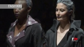 CLIVE RUNDLE Fall Winter 2017 2018 SAFW by Fashion Channel