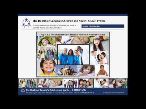 Primary Health Care Reform - What does it Mean for Canadian Children and Youth