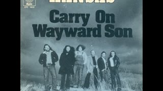 Kansas - Carry On Wayward Son (insrumental cover)