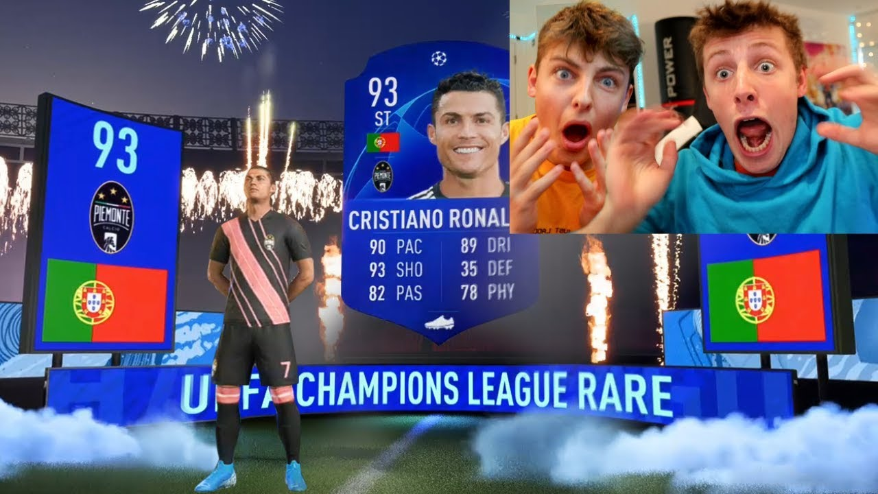 Download W2S vs BRO THE GREATEST FIFA 20 PACK OPENING IN HISTORY