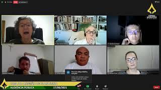 Audiência Pública - Casa do Artesão de Planaltina - 17/06/2021