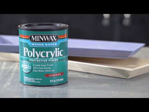 Crystal Clear Protective Finish | Minwax
