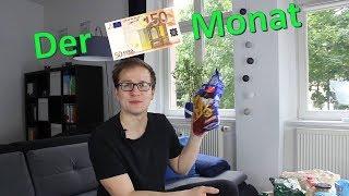 50€ pro Monat für Lebensmittel - Selbstversuch - Studentenleben -  Günstig einkaufen