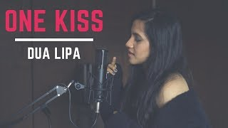 One Kiss | Dua Lipa | Live Studio Cover | Nikhita