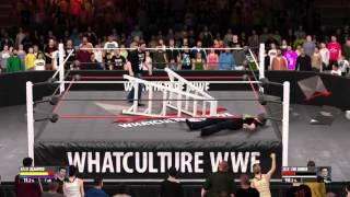 WWE whatculture BX vs PACIITTI CLUB