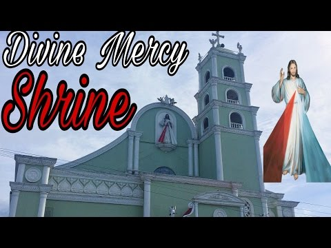 National Shrine of the Divine Mercy at Marilao, Bulacan